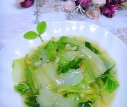 【闽菜】清汤白菜