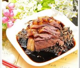【闽菜】梅干菜扣肉