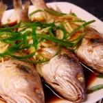 广式清蒸黄鱼