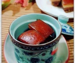 """杭州历史名菜""""东坡肉"""""""