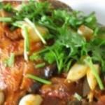 辣味蒜香鯧魚