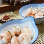 【浙菜】:龙井虾仁