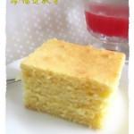 柠香奶油磅蛋糕