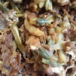 河南地方特色美食-蒸肉(蒸菜)