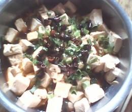酱油沷豆腐