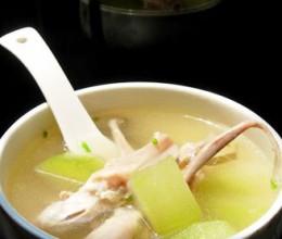 鸭舌海带冬瓜汤