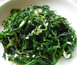 麻油蓬子菜