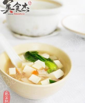 海鲜豆腐砂锅