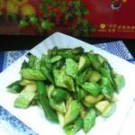 朝天椒炒黄瓜