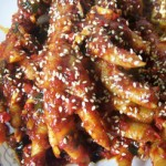 韓式火辣雞爪