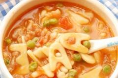 茄汁字母面片汤