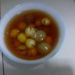 莲子桂圆汤