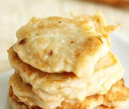 西葫芦虾仁煎饼