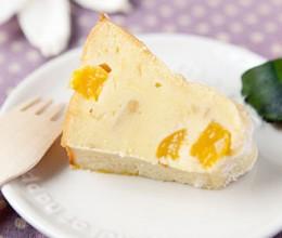 芒果干酪蛋糕