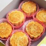广式火腿五仁月饼