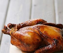 红葱头烤鸡