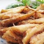 软炸沙丁鱼