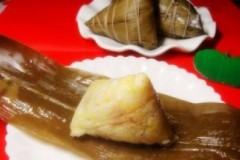 小米红枣粽