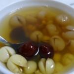 桂圆红枣蜜糖水