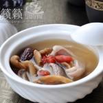 真姬菇肚片湯