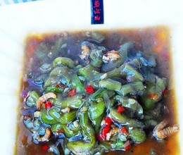 【蚝油海米蒸丝瓜】