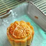 奶香栗蓉月饼