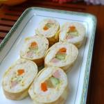 【花样寿司】蛋卷寿司