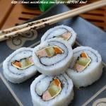 【花样寿司】里卷寿司
