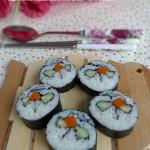 【花样寿司】花朵寿司