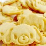 小狗奶香饼干