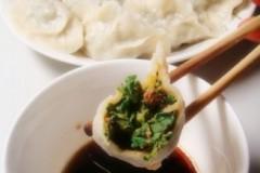 面条菜水饺