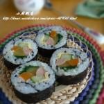 【花样寿司】韩式寿司
