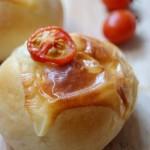 芝士番茄面包