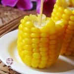 馋嘴小吃奶香玉米棒