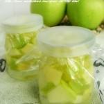 自制健康饮品苹果醋