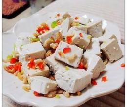 油盐拌豆腐
