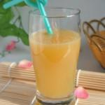 提神健脑—苹果柳橙汁
