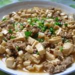 牛肉豆腐丁
