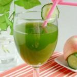 清热解毒—黄瓜苹果饮