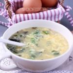 开水鸡蛋汤