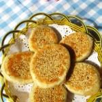 香甜花生酥饼