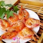 换种方式吃海鲜烤虾