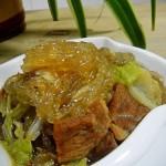 冬吃白菜--白菜炖粉条