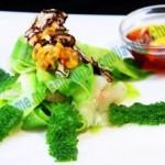 日式蔬菜冷盘
