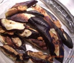素食低油——美味素茄盒