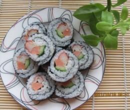 寿司VS紫菜卷