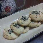 中式餅干瓜子仁小桃酥