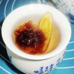 胖大海甘草茶