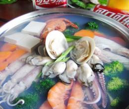原味海鲜火锅
