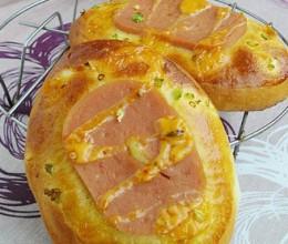 方肠火腿面包